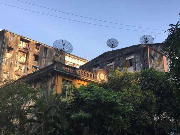 Yangon 2017